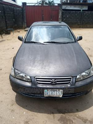 Toyota Camry 2002 Gray   Cars for sale in Rivers State, Port-Harcourt