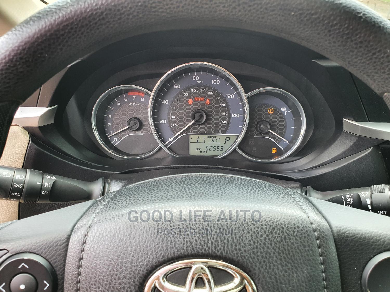 Archive: Toyota Corolla 2015 Blue