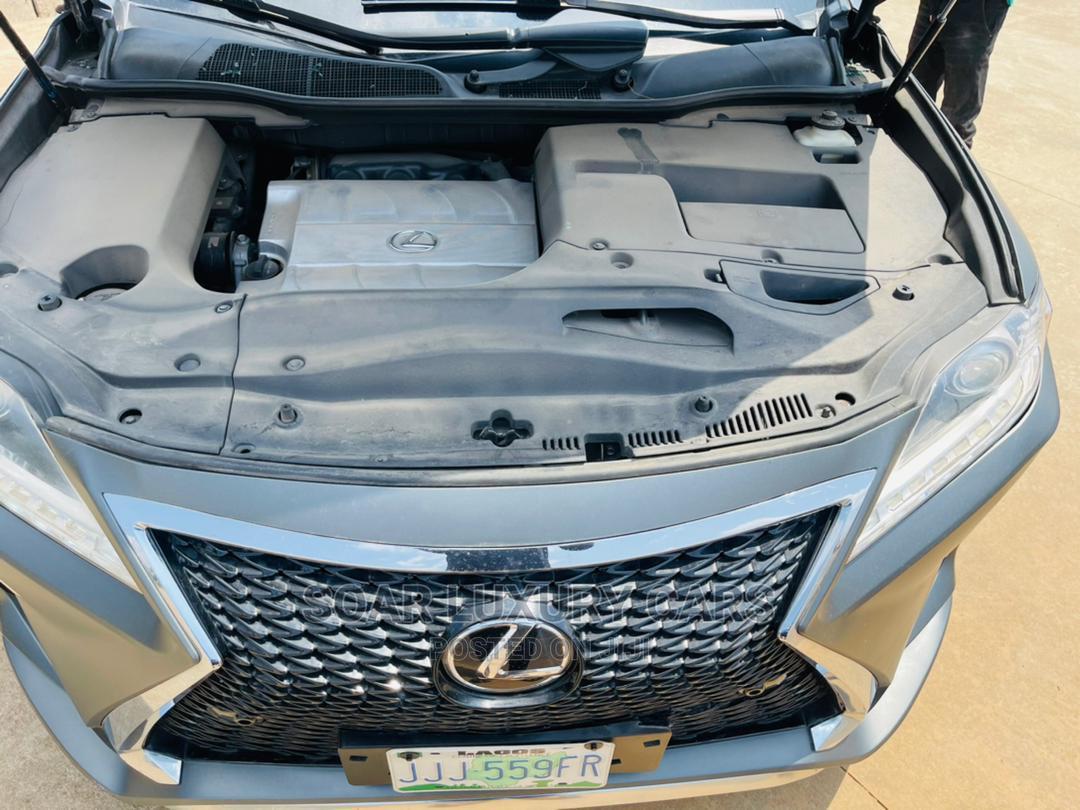 Archive: Lexus RX 2012 350 AWD