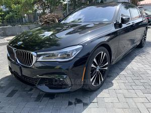 BMW 7 Series 2018 Black   Cars for sale in Lagos State, Ikeja