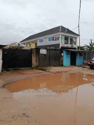 Half Plot With Two Shops Along Ipetu Beach Road, Awoyaya | Land & Plots For Sale for sale in Ajah, Off Lekki-Epe Expressway