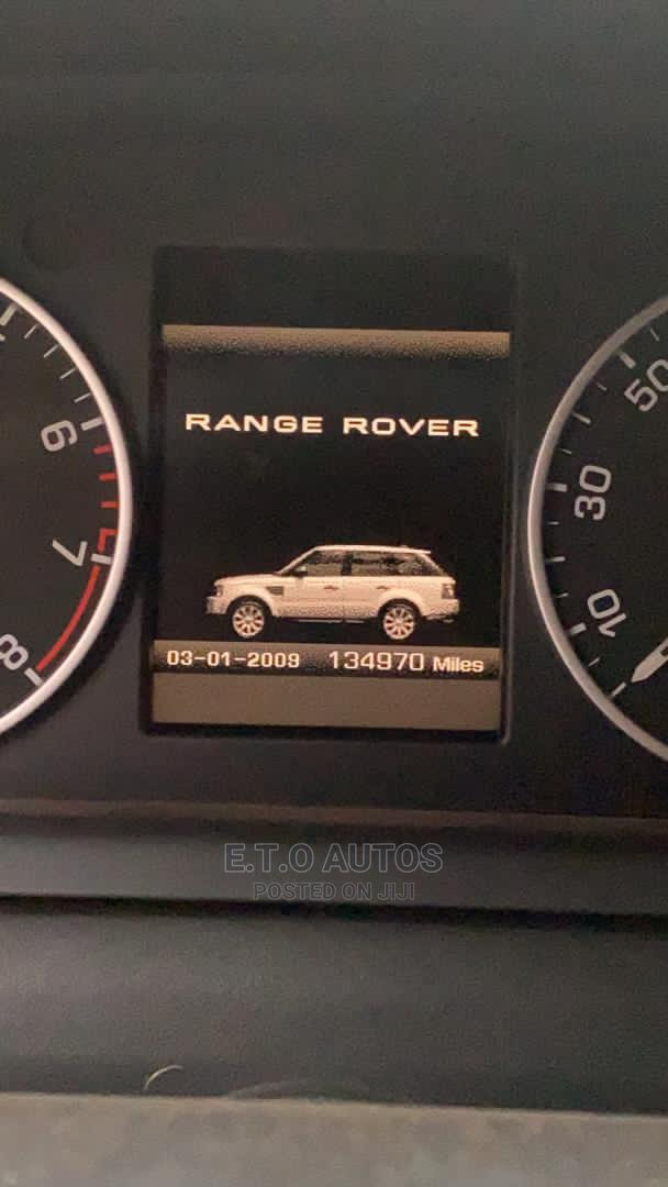 Archive: Land Rover Range Rover Sport 2010 HSE 4x4 (5.0L 8cyl 6A) Black