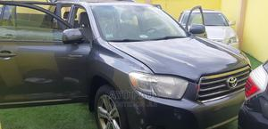 Toyota Highlander 2009 Sport Gray   Cars for sale in Lagos State, Surulere