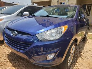 Hyundai Tucson 2011 GLS FWD Blue | Cars for sale in Kaduna State, Kaduna / Kaduna State