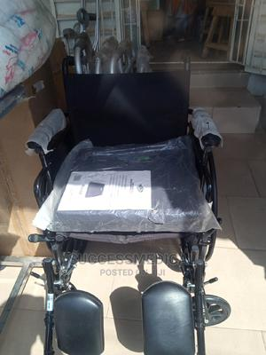 Orthopedic Wheelchair   Medical Supplies & Equipment for sale in Lagos State, Mushin