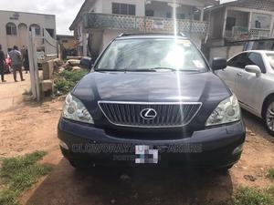 Lexus RX 2006 330 Black | Cars for sale in Ondo State, Akure
