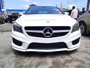 Mercedes-Benz CLA-Class 2016 Base CLA 250 AWD 4MATIC White   Cars for sale in Rivers State, Port-Harcourt