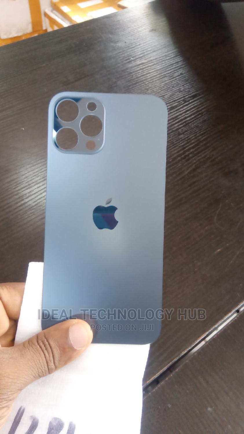 iPhone 12 Pro Max Back Replacement Glass Cover