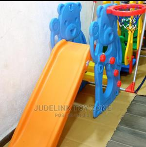 Slide and Basket Ball | Toys for sale in Rivers State, Port-Harcourt