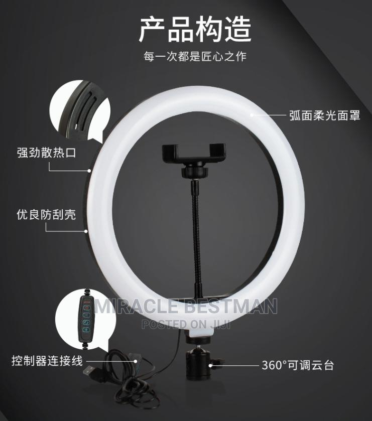 Archive: Led/Uv Nail Lamp and 10 Inches Ring Light