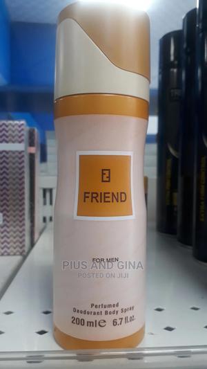 Friend Body Spray X200ml   Fragrance for sale in Lagos State, Alimosho