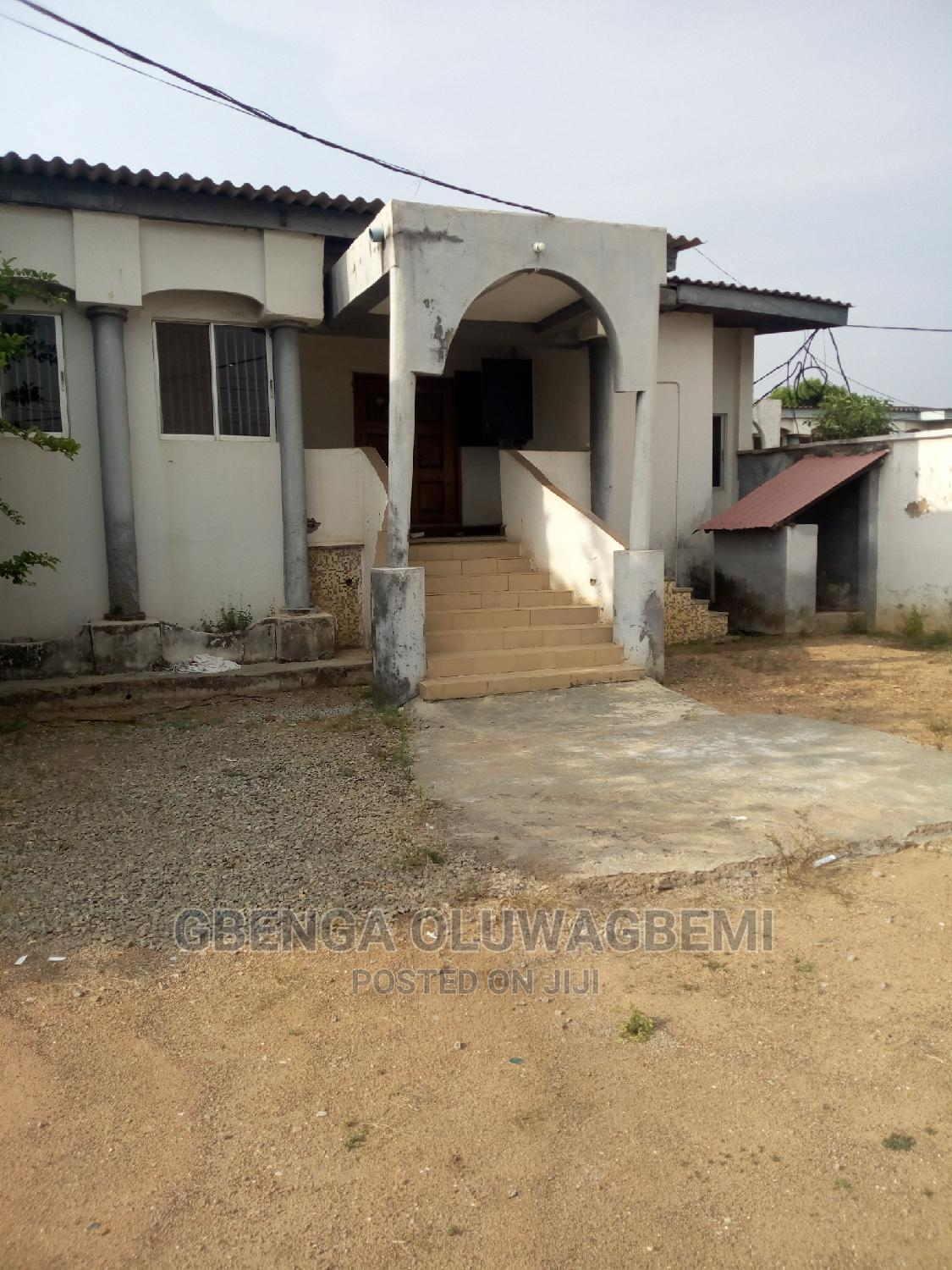 Archive: 5 Bedroom Bungalow With 3 Nos of Rooms Bqs Alone in Compound