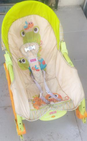 Fisherprice Baby Rocker Bouncer | Children's Gear & Safety for sale in Lagos State, Ikorodu