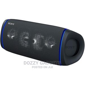 Sony SRS-XB43 Wireless Speaker- Black | Audio & Music Equipment for sale in Lagos State, Ikeja