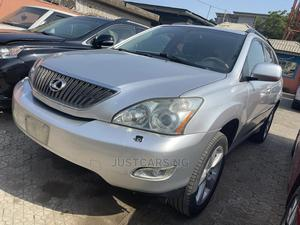 Lexus RX 2006 330 Silver | Cars for sale in Lagos State, Ikeja