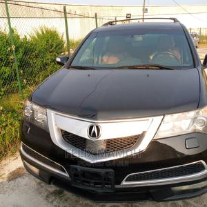 Acura MDX 2011 Black | Cars for sale in Rivers State, Port-Harcourt