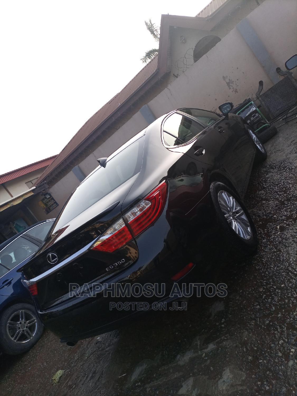 Archive: Lexus ES 2015 350 FWD Black