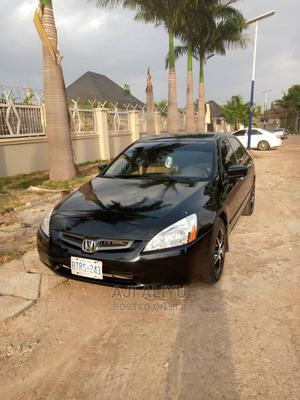 Honda Accord 2004 Black | Cars for sale in Kaduna State, Kaduna / Kaduna State