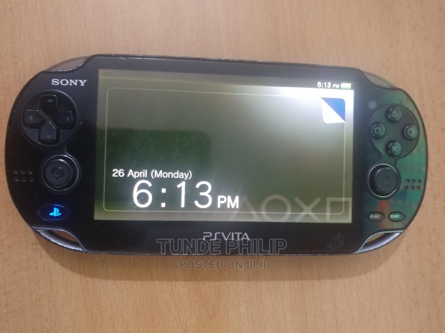 Archive: PS Vita Fat Working Perfectly and Not Hacked