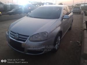 Volkswagen Jetta 2008 1.6 Trendline Silver | Cars for sale in Lagos State, Ikorodu