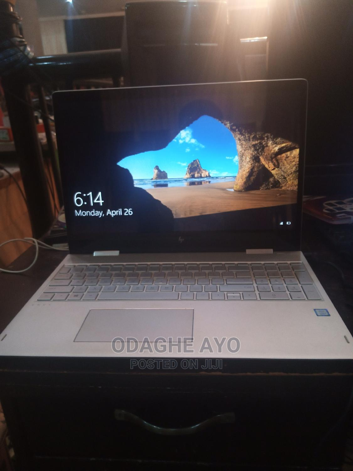 Laptop HP Envy 15 12GB Intel Core I5 SSD 1T | Laptops & Computers for sale in Asokoro, Abuja (FCT) State, Nigeria