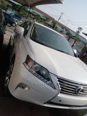 Lexus RX 2014 White | Cars for sale in Lagos State, Ikeja