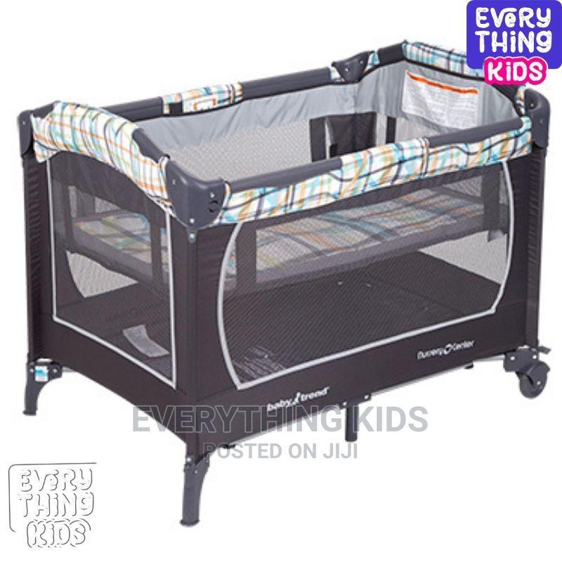 Baby Trend Serene Nursery Centre