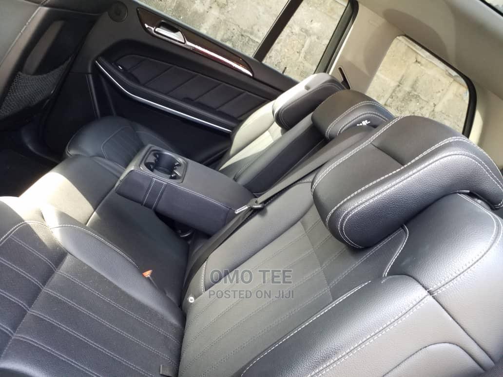 Archive: Mercedes-Benz GL Class 2013 GL 450 Silver
