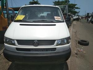 Volkswagen Transporter T4 2003 White | Buses & Microbuses for sale in Lagos State, Apapa