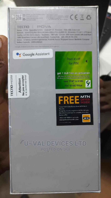 New Tecno Pova LD7 128 GB Black | Mobile Phones for sale in Ikeja, Lagos State, Nigeria
