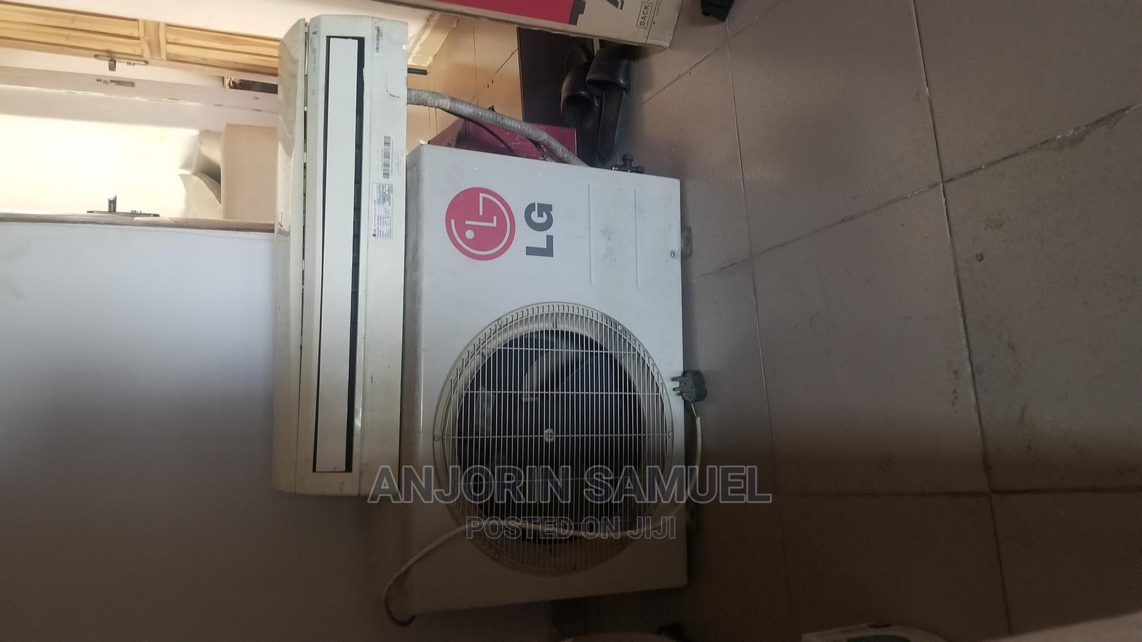 Archive: Lg 1.5hp Air Conditioner