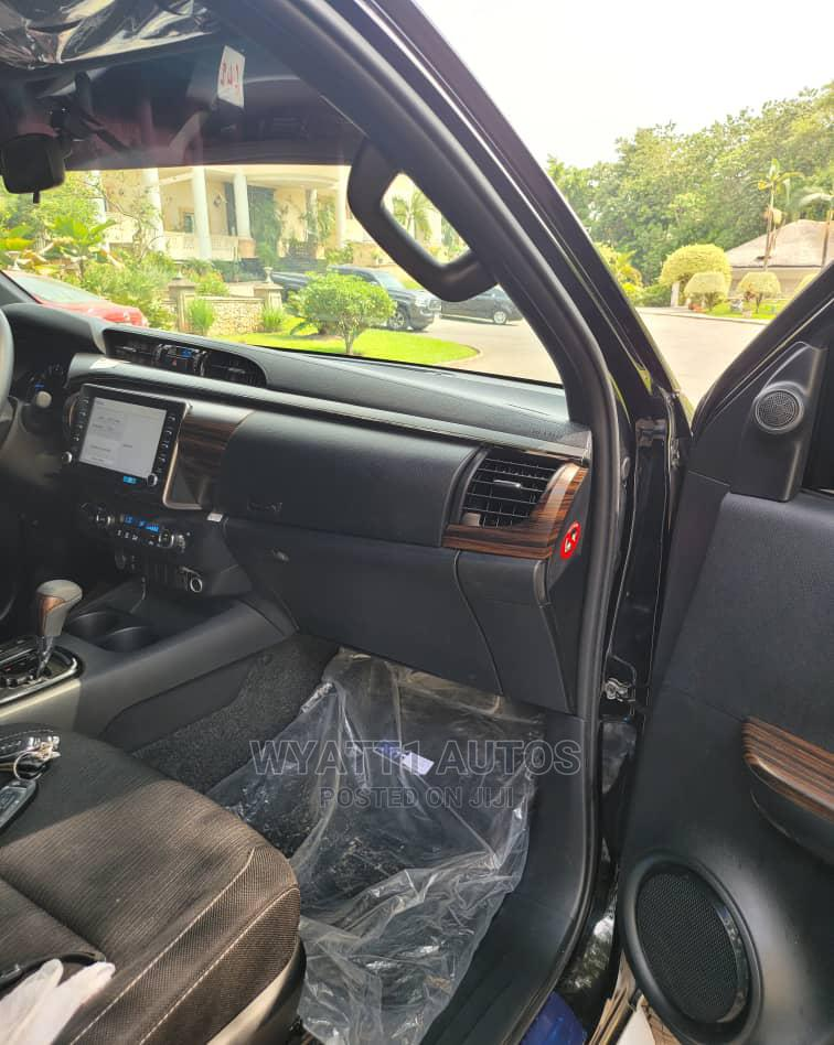 New Toyota Hilux 2021 Black   Cars for sale in Maitama, Abuja (FCT) State, Nigeria