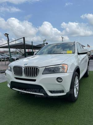 BMW X3 2013 xDrive28i White | Cars for sale in Lagos State, Lekki