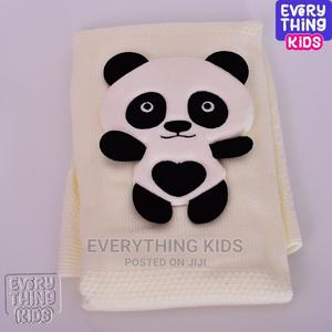 Panda Character Cotton Baby Shawl | Baby & Child Care for sale in Lagos State, Ikoyi