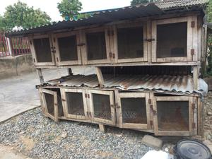 Rabbit Cage | Farm Machinery & Equipment for sale in Lagos State, Ogba