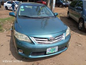 Toyota Corolla 2008 Verso 1.8 VVT-i Green   Cars for sale in Lagos State, Ikorodu