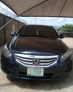Honda Accord 2008 2.4 EX Automatic Blue | Cars for sale in Oyo State, Ibadan