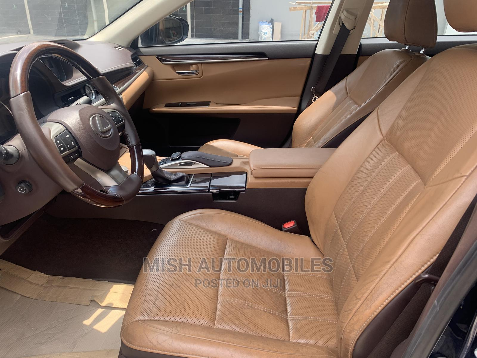 Archive: Lexus ES 2016 350 FWD Black