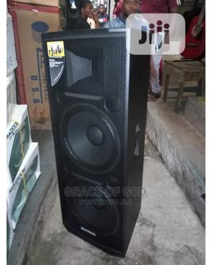 Mackie 3000 Double Speaker   Audio & Music Equipment for sale in Lagos State, Ikeja