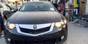 Acura TSX 2009 Automatic Black | Cars for sale in Lagos State, Lekki
