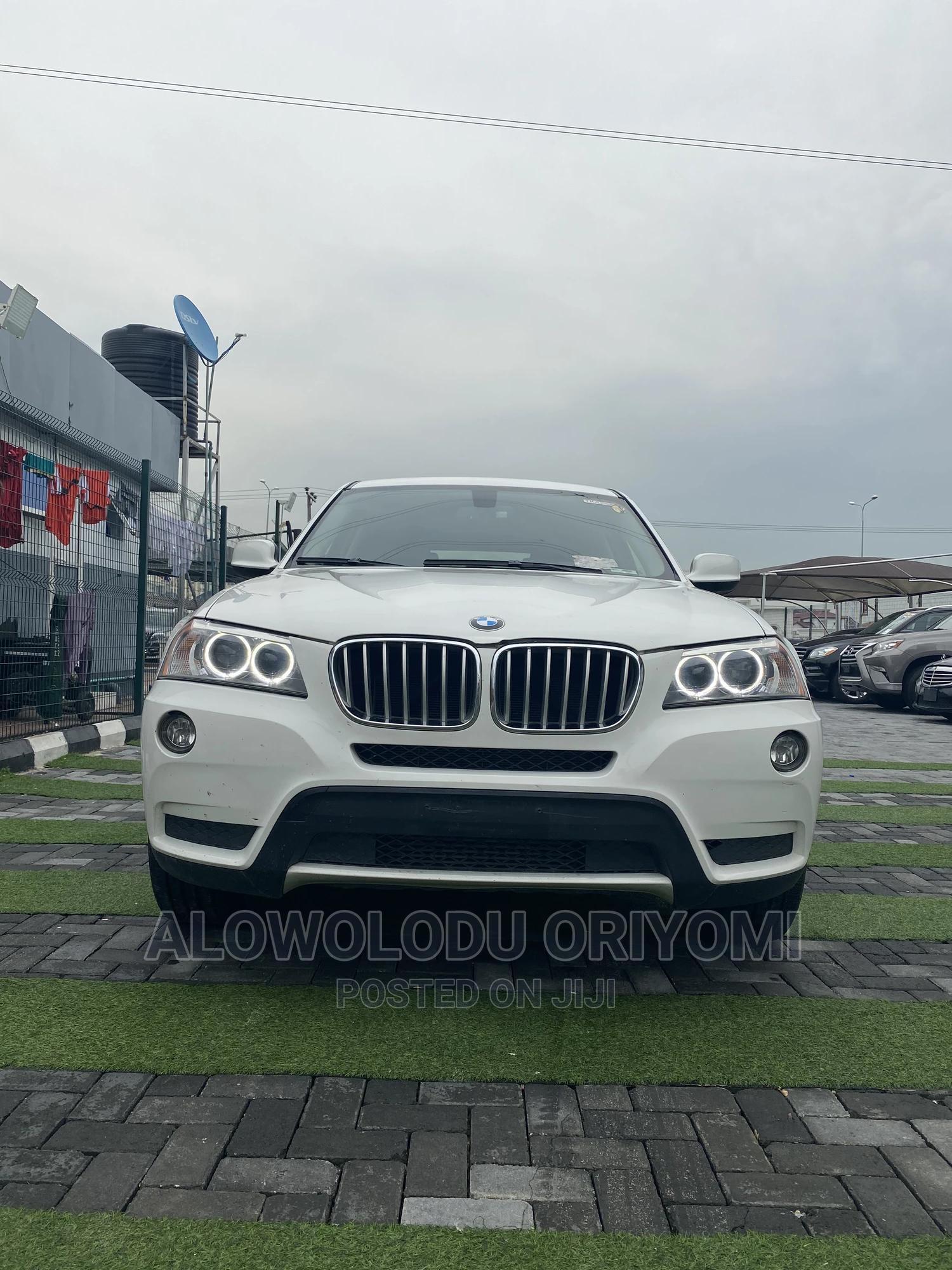 BMW X3 2013 xDrive28i White | Cars for sale in Lekki, Lagos State, Nigeria