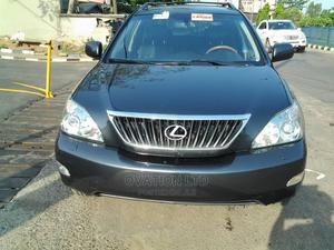 Lexus RX 2009 350 AWD Black | Cars for sale in Lagos State, Abule Egba