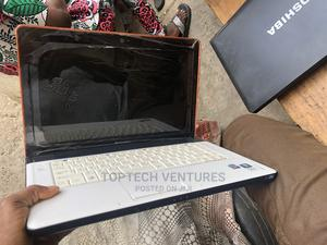 Laptop Lenovo IdeaPad Y550 4GB Intel Core 2 Duo HDD 250GB   Laptops & Computers for sale in Lagos State, Surulere