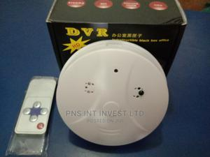 Smoke Detector Spy Camera | Security & Surveillance for sale in Lagos State, Ikeja