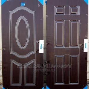 Ameriacn Steel Internal Doors and Wooden Doors | Building & Trades Services for sale in Abuja (FCT) State, Dei-Dei