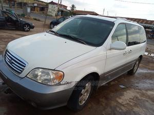 Kia Sedona 2010 White   Cars for sale in Oyo State, Ibadan