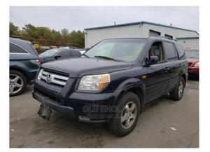 Honda Pilot 2006 EX 4x2 (3.5L 6cyl 5A) Black | Cars for sale in Lagos State, Alimosho