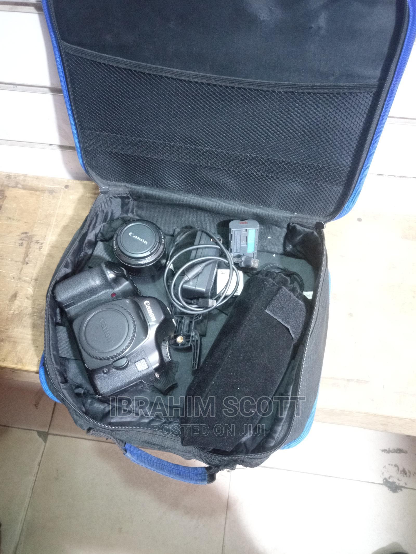 Cannon EOS 5D (Black)