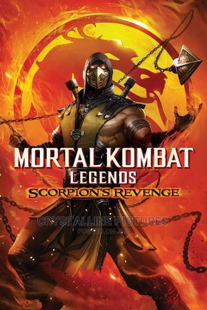 Mortal Kombat LEGENDS | CDs & DVDs for sale in Lagos State, Ikorodu