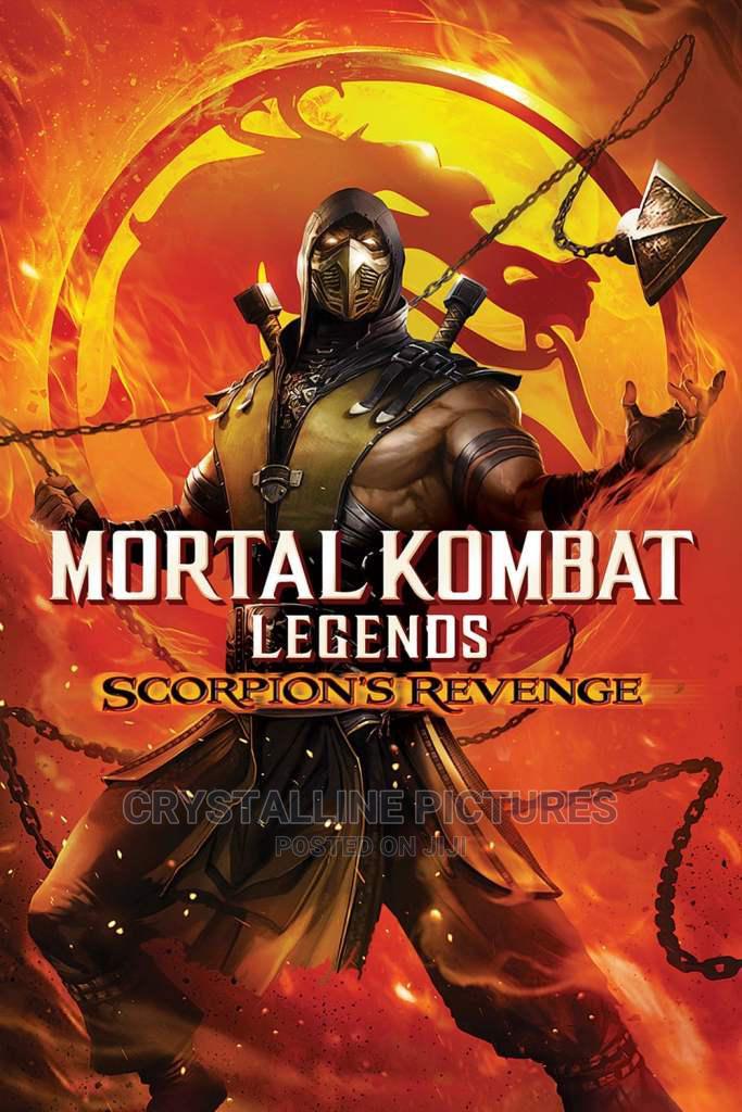 Archive: Mortal Kombat LEGENDS